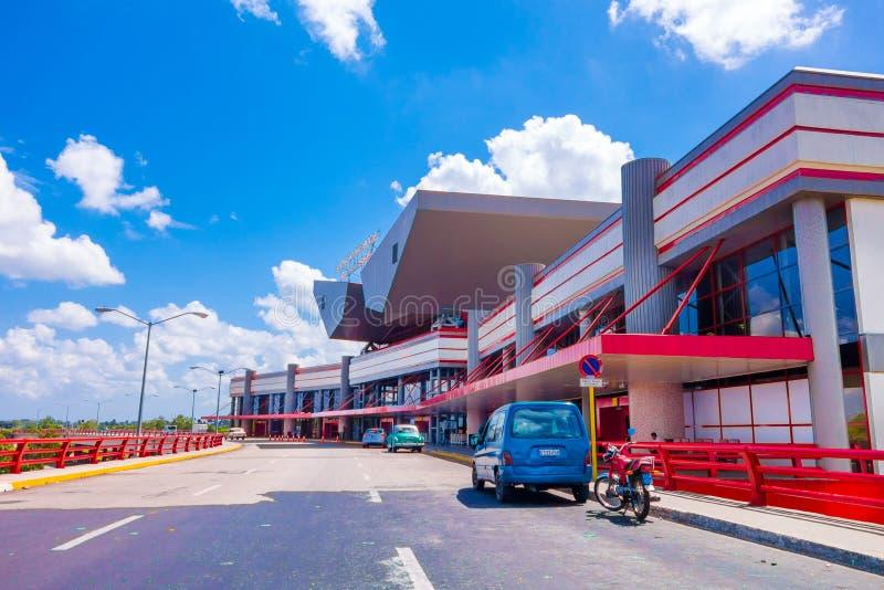HAWAŃSCY - KUBA, WRZESIEŃ 5, 2015: Jose Marti zdjęcia royalty free