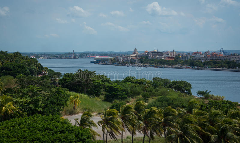 Hawańska zatoka obraz royalty free