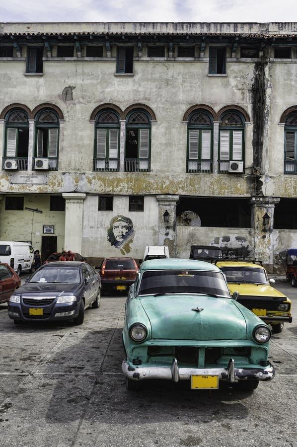 Hawański, Kuba. Uliczna scena. obraz stock