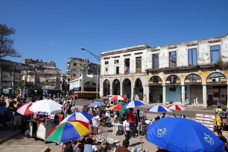 Hawański, Kuba zdjęcia stock