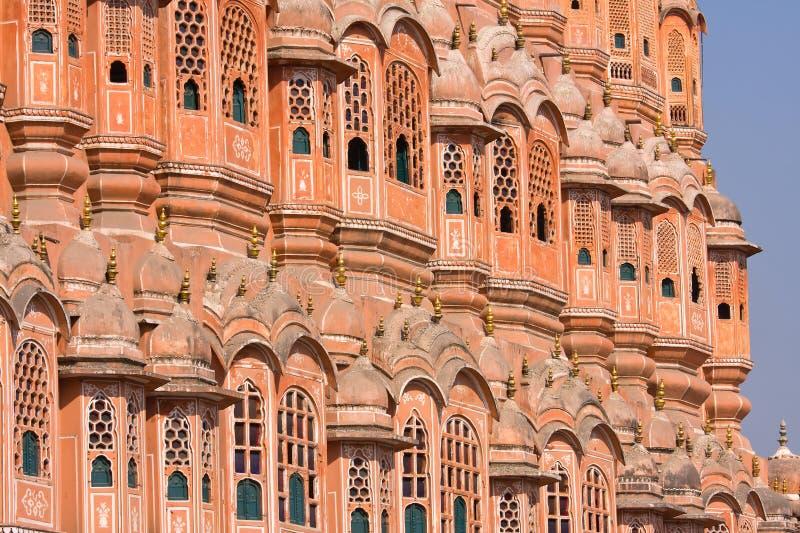Hawa Mahal images libres de droits