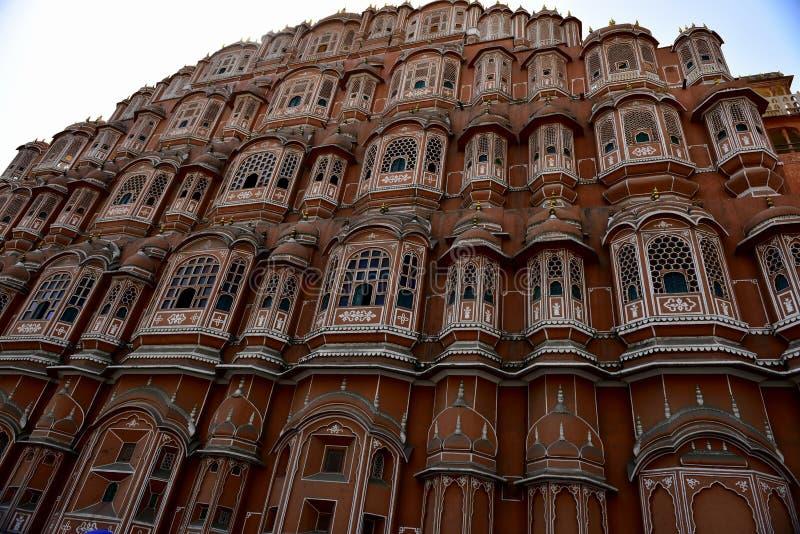 Hawa Mahal, Jaipur-Indie stockbilder