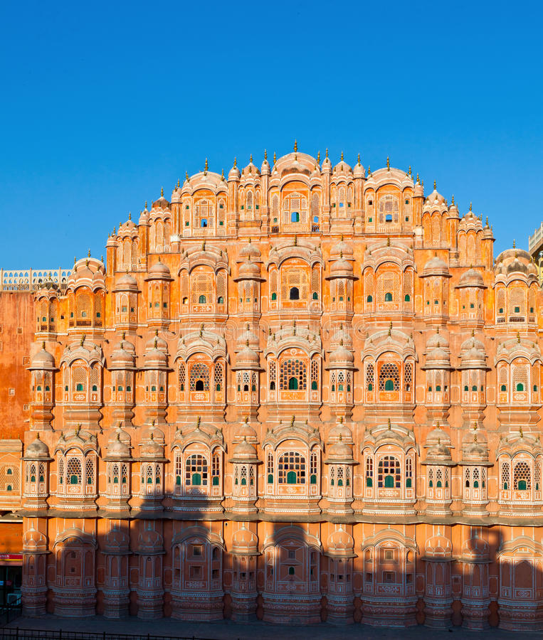 Download Hawa Mahal, The Palace Of Winds, Stock Image - Image: 22285953