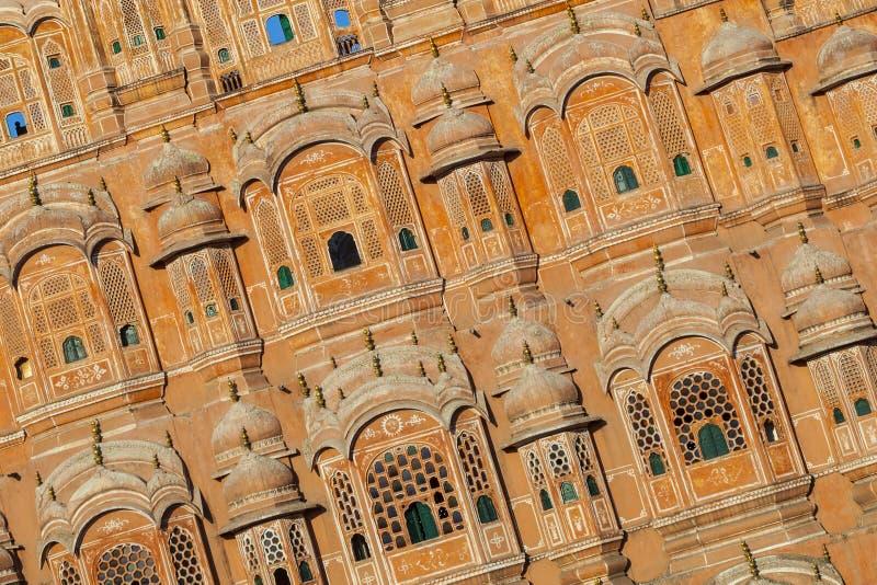 Hawa Mahal, the Palace of Winds, Jaipur, Rajasthan. Hawa Mahal, the Palace of Winds, Jaipur, Rajasthan, India royalty free stock image