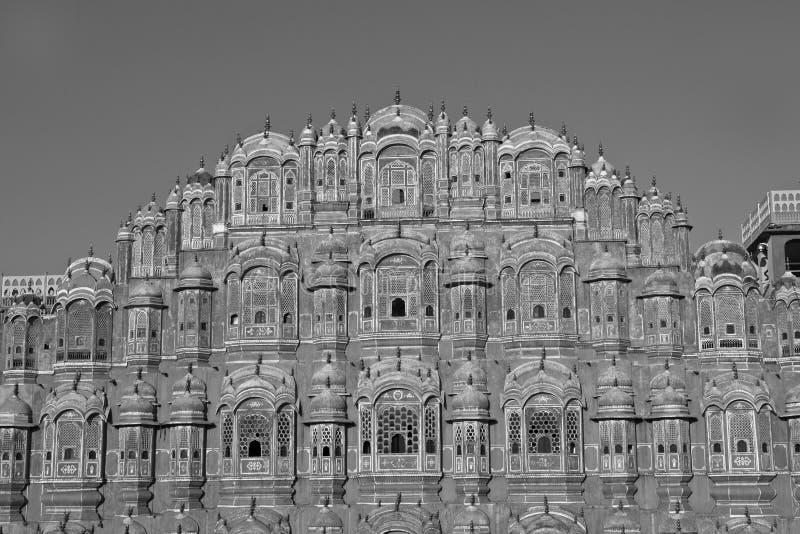 Hawa Mahal, the Palace of Winds, Jaipur, India. Hawa Mahal, the Palace of Winds, Jaipur, Rajasthan, India stock images