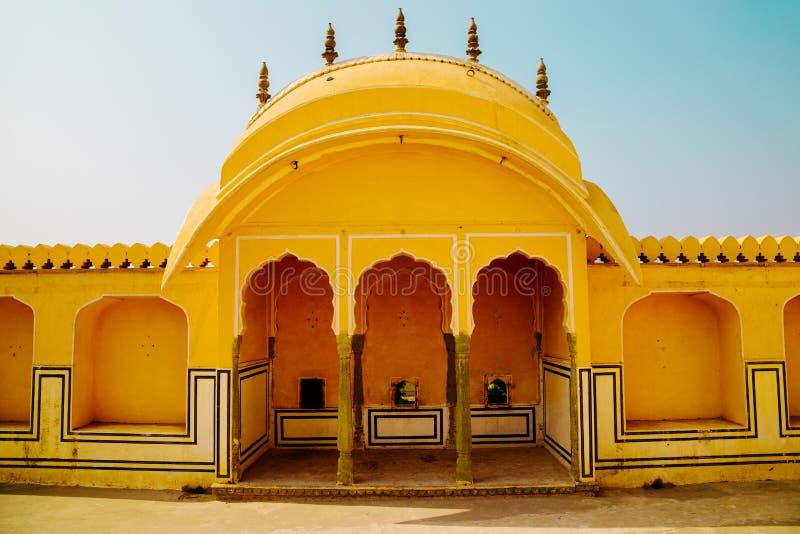Hawa Mahal, Palace of the Winds in Jaipur, India. Hawa Mahal, Palace of the Winds in Jaipur, Rajasthan, India royalty free stock photos