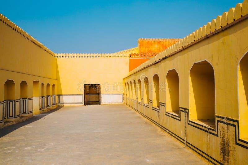 Hawa Mahal, Palace of the Winds in Jaipur, India. Hawa Mahal, Palace of the Winds in Jaipur, Rajasthan, India stock photo