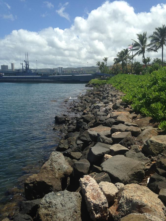 hawaii стоковая фотография rf