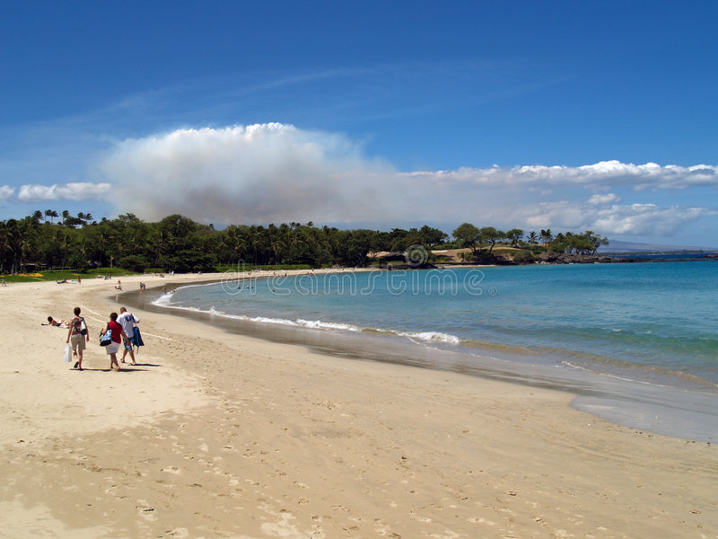 Download Hawaii Beach stock image. Image of serene, blue, holiday - 4026817