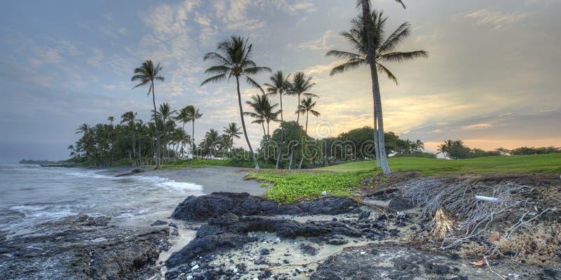 Download Hawaii Big Island Kona Coast Early Morning Stock Photo - Image: 24116850
