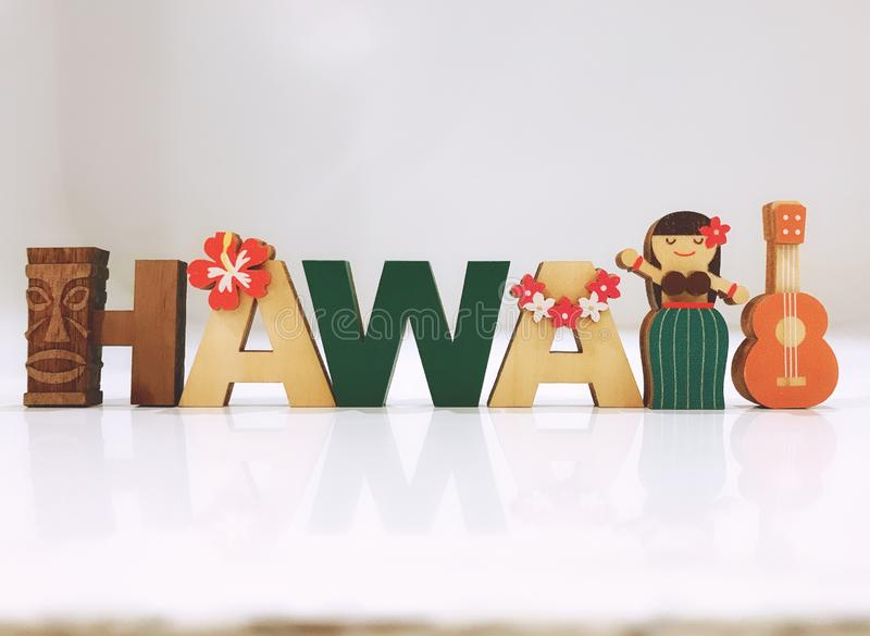 hawaii royaltyfria bilder