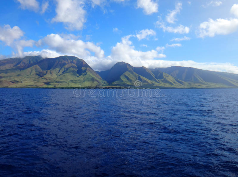 hawaii lahaina maui royaltyfri fotografi