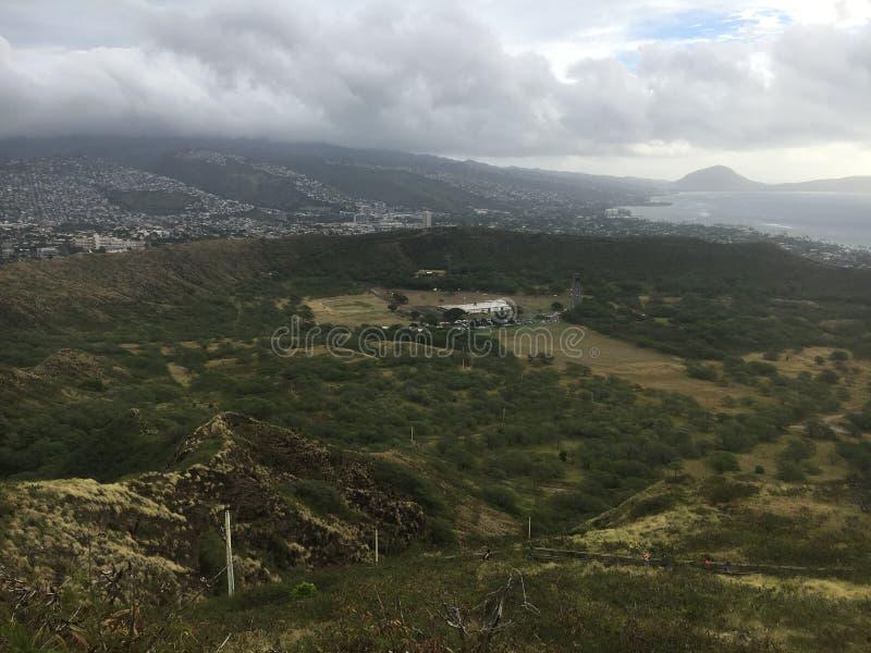 hawaii maui arkivbild