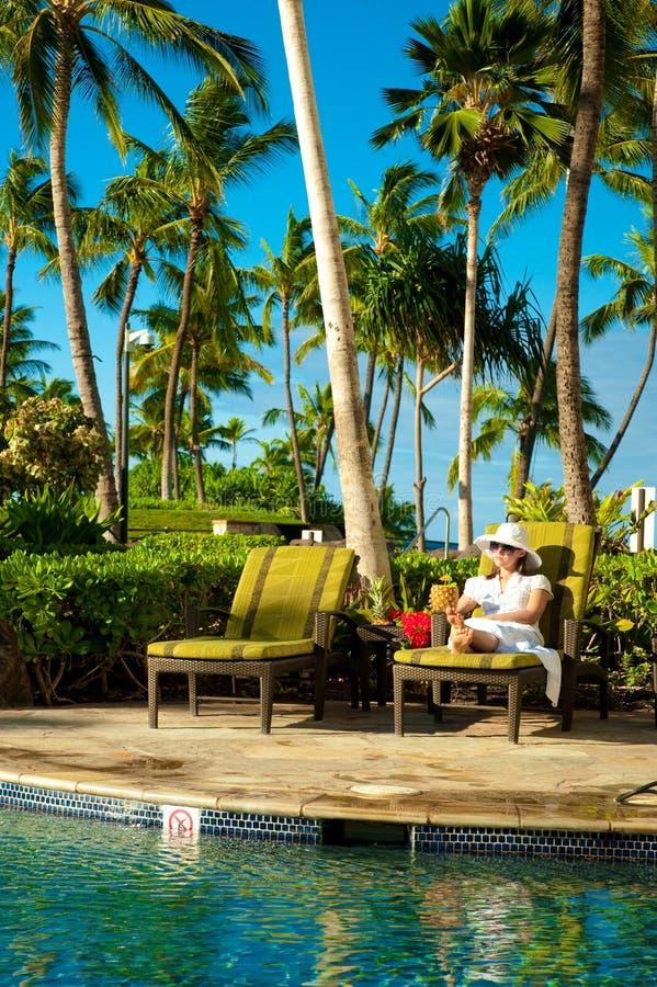 Download Hawaii Oahu obraz stock. Obraz złożonej z marriott, tropikalny - 13325193