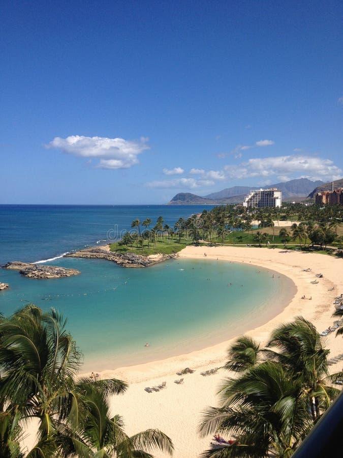 Hawaii paradise royalty free stock photography