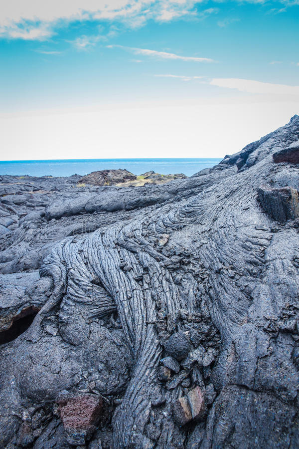 Hawaiiaanse lavastroom royalty-vrije stock fotografie