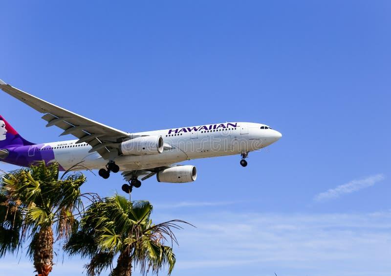 Hawaiian Airlines stock photos