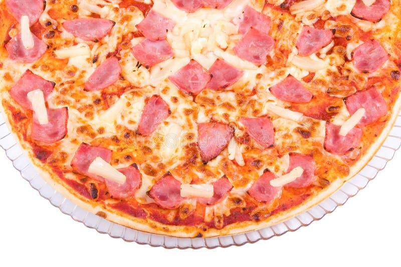 Download Hawaiian Pineapple Pizza stock image. Image of italian - 4668807