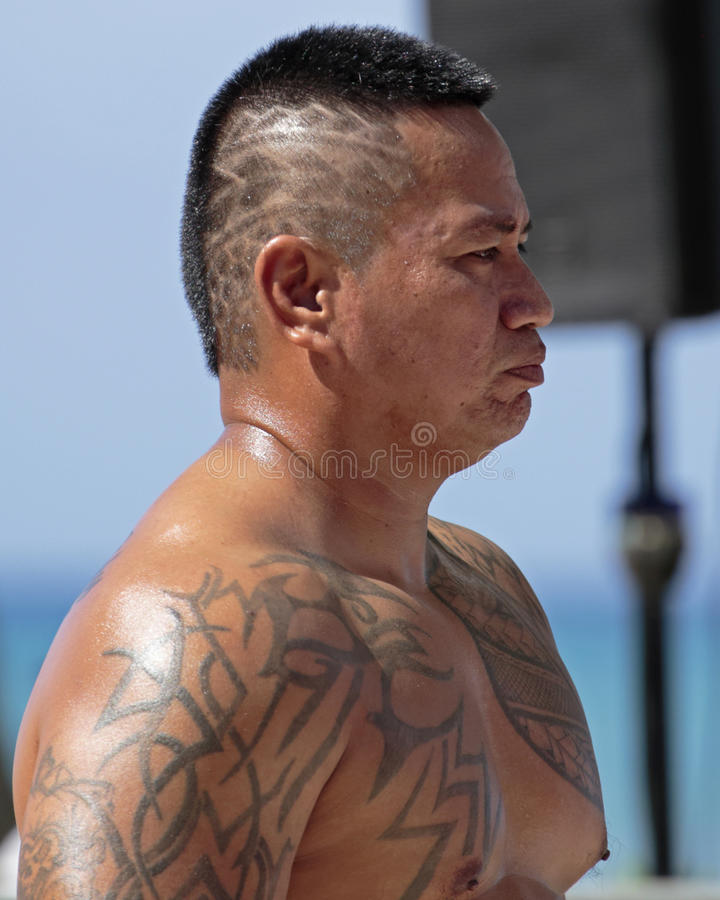 108 Hawaiian Tattoo Photos Free Royalty Free Stock