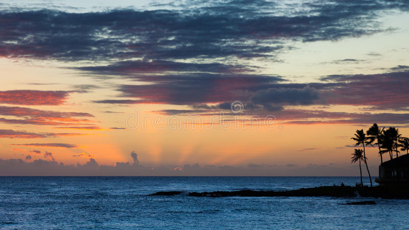 Download Hawaiian Sunset stock image. Image of tourism, holiday - 27889753