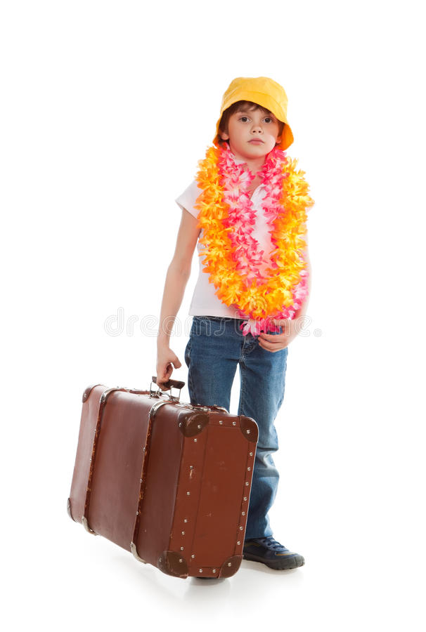 Download Hawaiian wreath stock photo. Image of face, handsome - 19629538