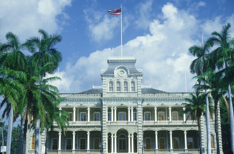 Hawaje stan Capitol, zdjęcia stock
