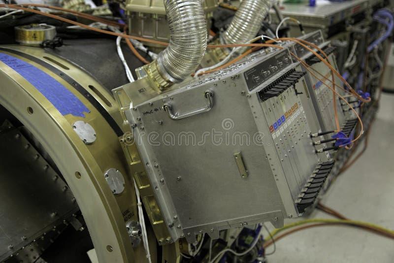 HAWC+ Powietrzny Naukowy instrument obrazy stock