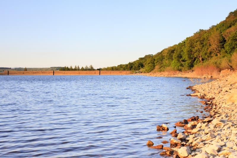 Haweswater水坝 免版税库存图片