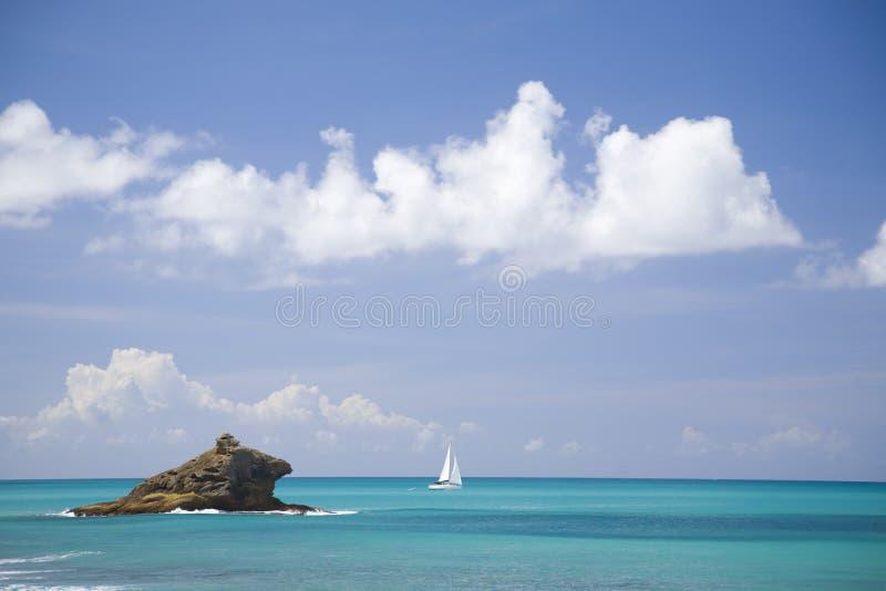 Download Hawksbill Rock, Antigua Stock Photos - Image: 12523653