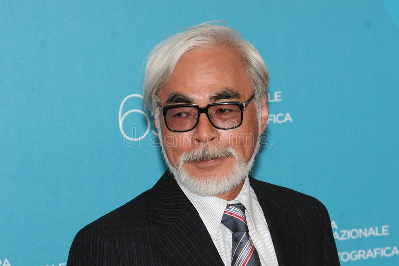 hayao miyazaki стоковое изображение rf