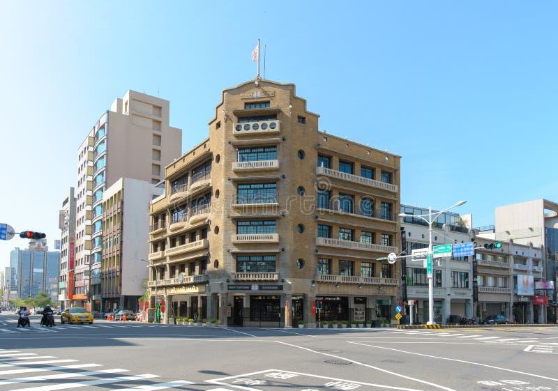 Hayashi Wydziałowy sklep w Tainan, Tajwan zdjęcie royalty free