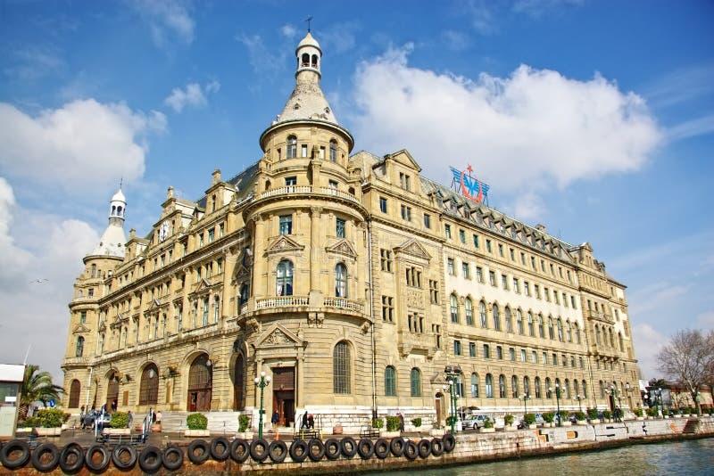 Haydarpasa, Istambul imagens de stock royalty free