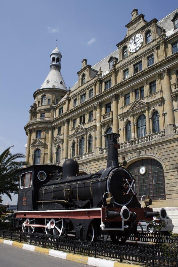 Download Haydarpasa Train Station Stock Photo - Image: 20409700