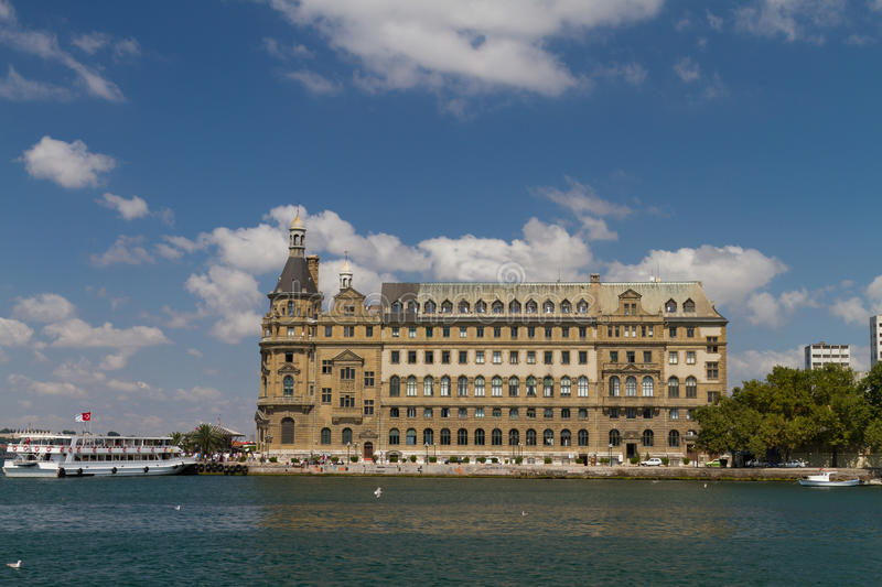 Download Haydarpasa Train Station stock photo. Image of anatolia - 23467916