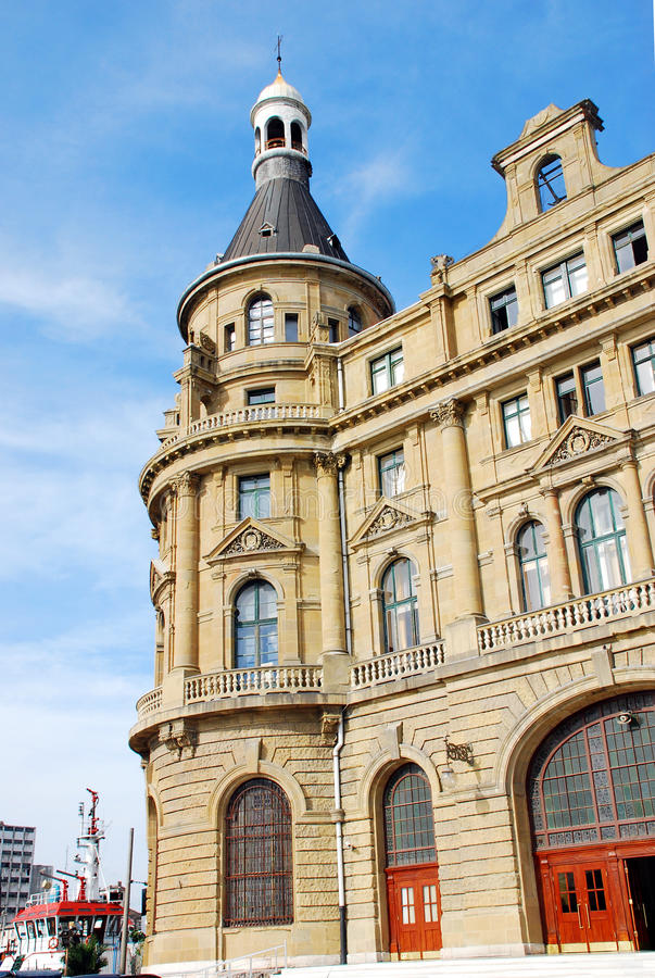 Download Haydarpasa Train Station stock photo. Image of destroyed - 27609726