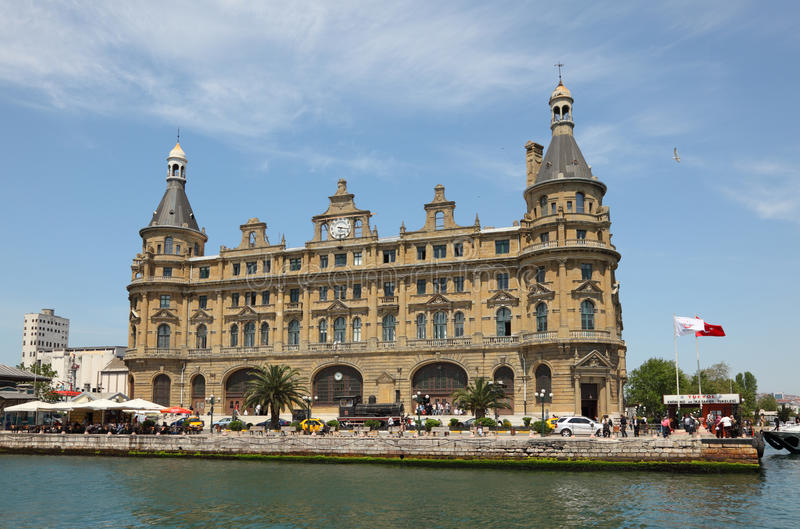 Download Haydarpasa Train Station, Istanbul Editorial Photography - Image: 19984652