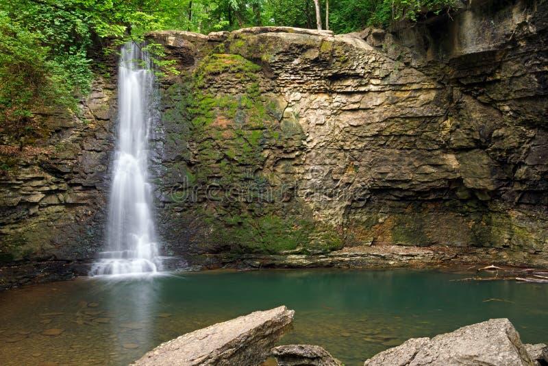 Hayden Falls foto de archivo