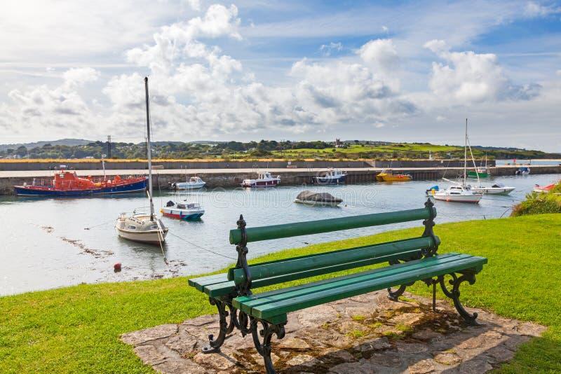 Hayle Harbor Cornwall England fotografie stock