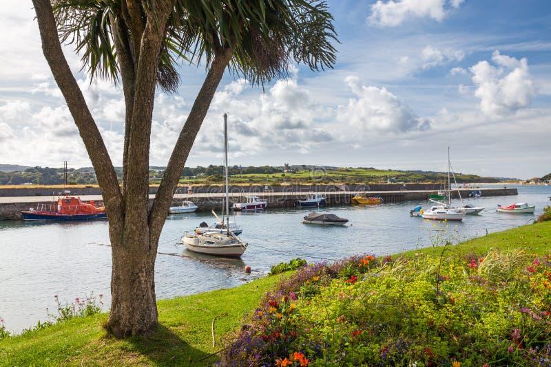 Hayle Harbor Cornwall England immagine stock libera da diritti