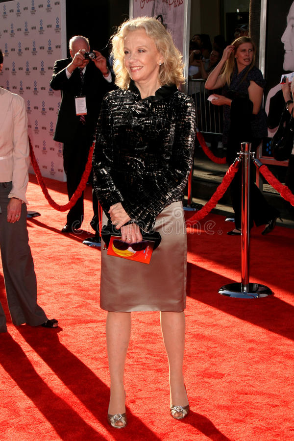 Hayley Mills. LOS ANGELES - APR 27: Hayley Mills arriving at the TCM Classic Film Festival Opening Night Gala And World Premiere Of An American In Paris at stock photos