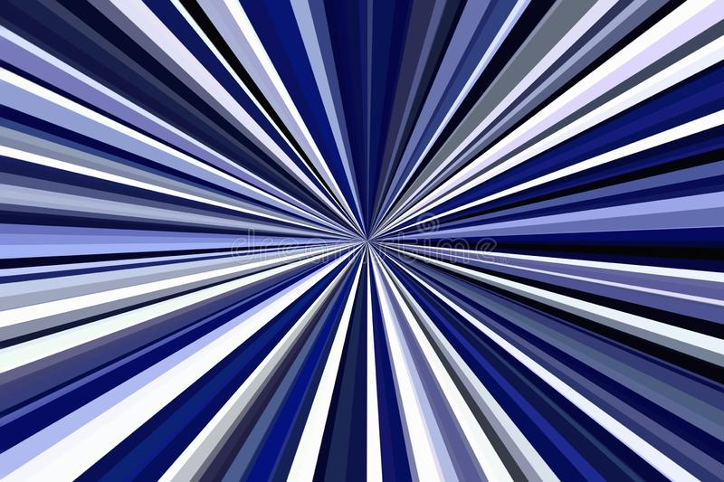 Haz azul claro del fondo del resplandor Color de la falta de definici?n libre illustration