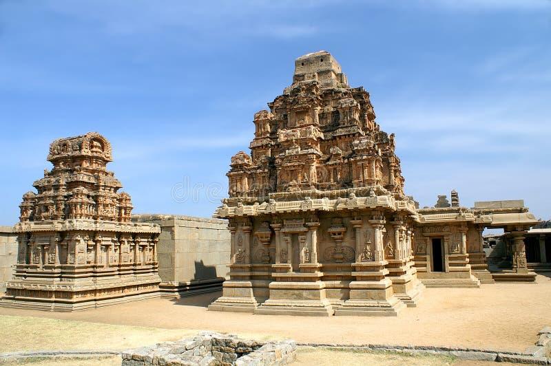 Hazararama temple stock photography