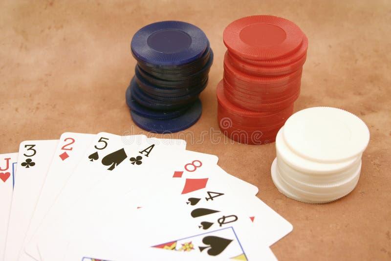 hazard obrazy royalty free