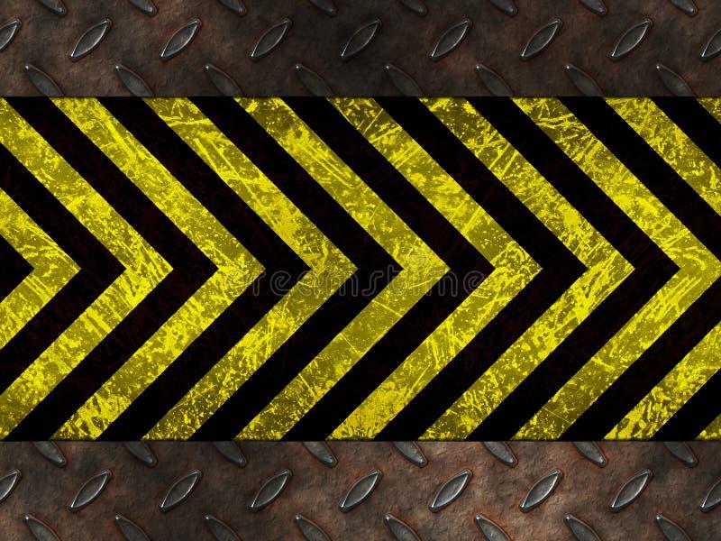 Download Hazard Danger Warning Stock Images - Image: 13321174