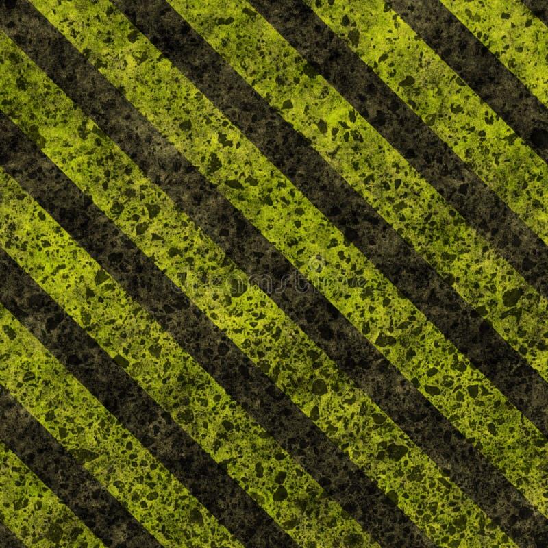 Download Hazard stripes stock illustration. Illustration of damaged - 21413193