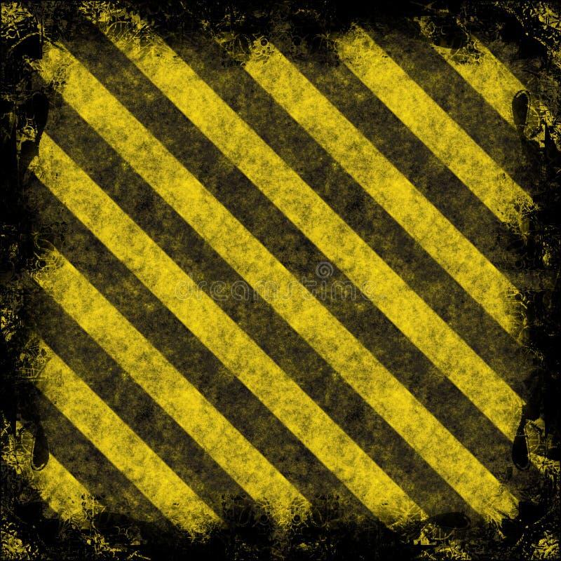 Download Hazard Stripes stock illustration. Image of pattern, industry - 5377155