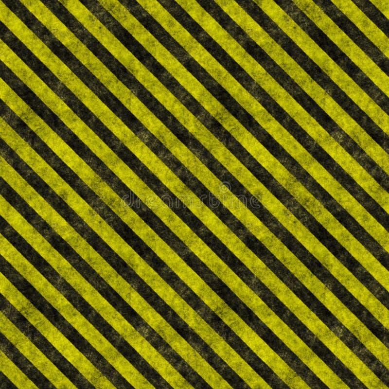Download Hazard warning stripes stock illustration. Illustration of tessellate - 10741748