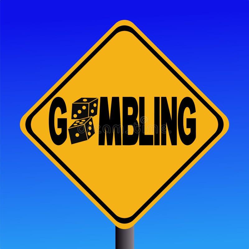 hazard znak ostrzeżenie ilustracja wektor