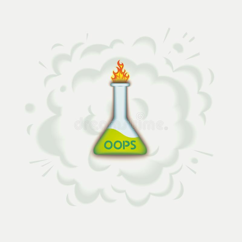Free Hazardous Chemical Reaction Royalty Free Stock Images - 43930779