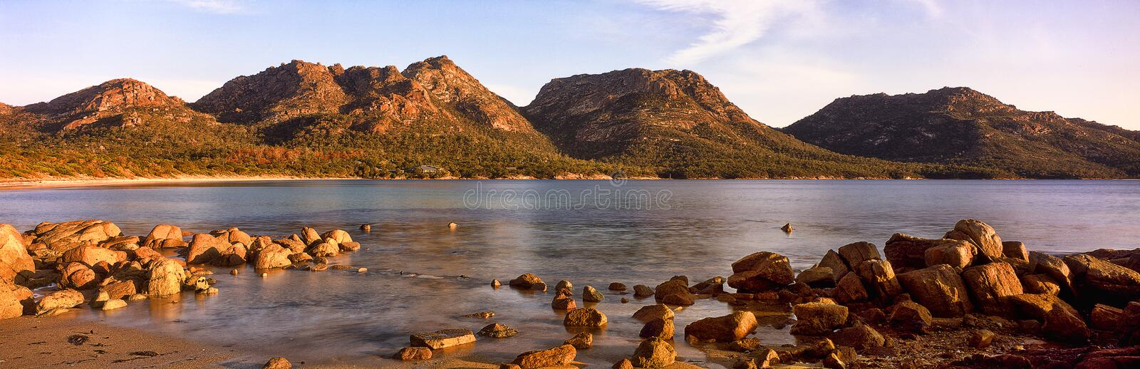 Download The Hazards, Coles Bay stock image. Image of freycinet - 35247743